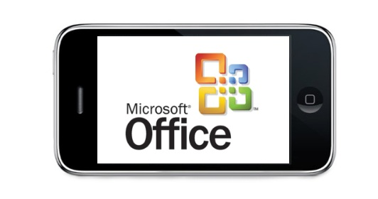 Microsoft Office, snart i en iPhone nära dig